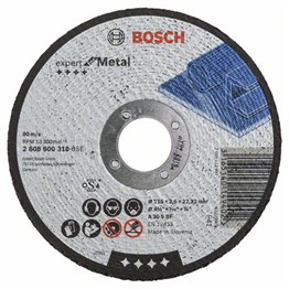 BOSCH 115*2,5 MM EXPERT FOR METAL DÜZ