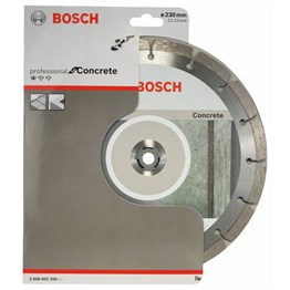 Bosch Standard For Concrete 230 mm (2608603243)